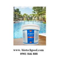 xử lý hóa chất hồ bơi