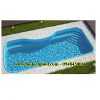 Bể bơi minicomposite đẹp