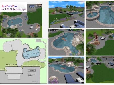 Lưu ý khi bắt đầu xây dựng hồ bơi