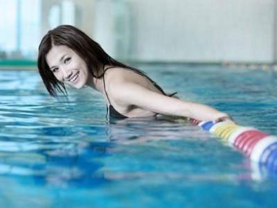 Đẹp nhờ bơi lội