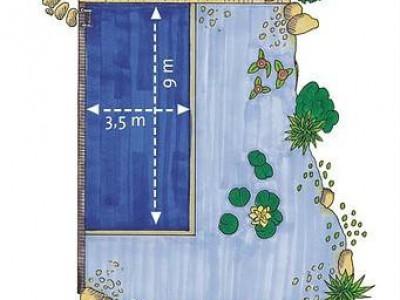 Xây dựng hồ bơi sinh thái
