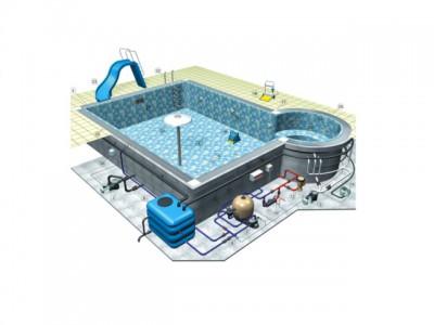Thi công xây dựng thiết kế hồ bơi