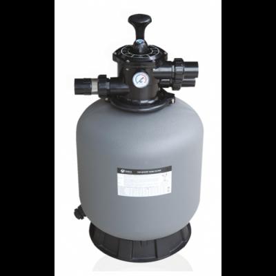 P series top mount sand filter