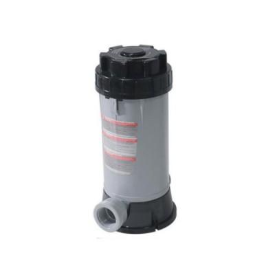 Hệ thống thiết bị châm clo bán tự động c200 trong xử lý nước hồ bơi