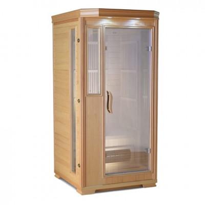 Phòng xông hơi khô sauna 02【chính hãng】