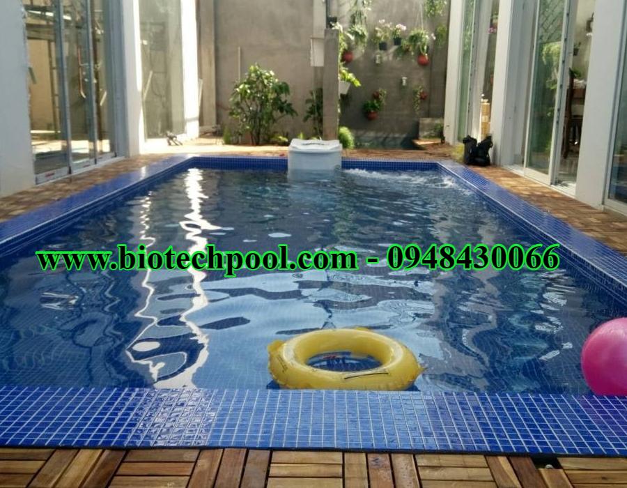Công ty hồ bơi đẹp tai tp HCM