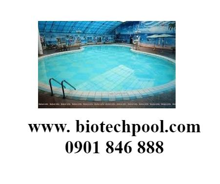 công ty lắp đặt hồ bơi cao cấp