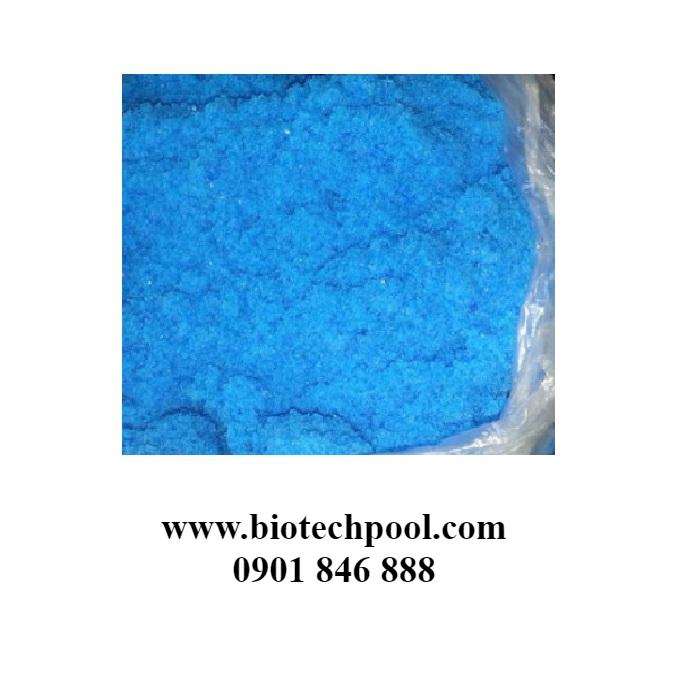 Hóa chất hồ bơi pH+