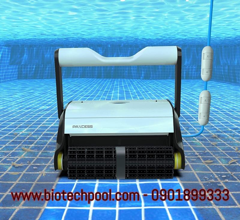 báo giá robot vệ sinh hồ bơi