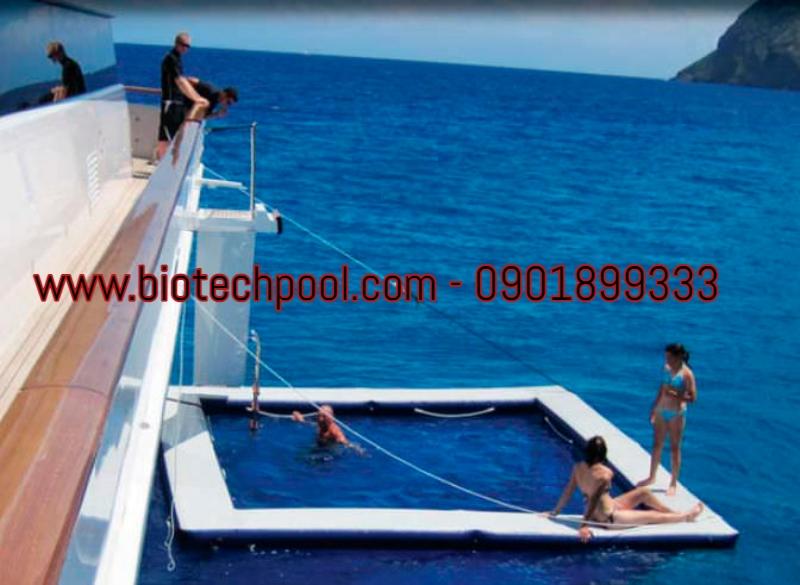 công ty hồ bơi đẹp tại tphcm