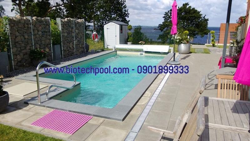 hồ bơi composite giá tốt