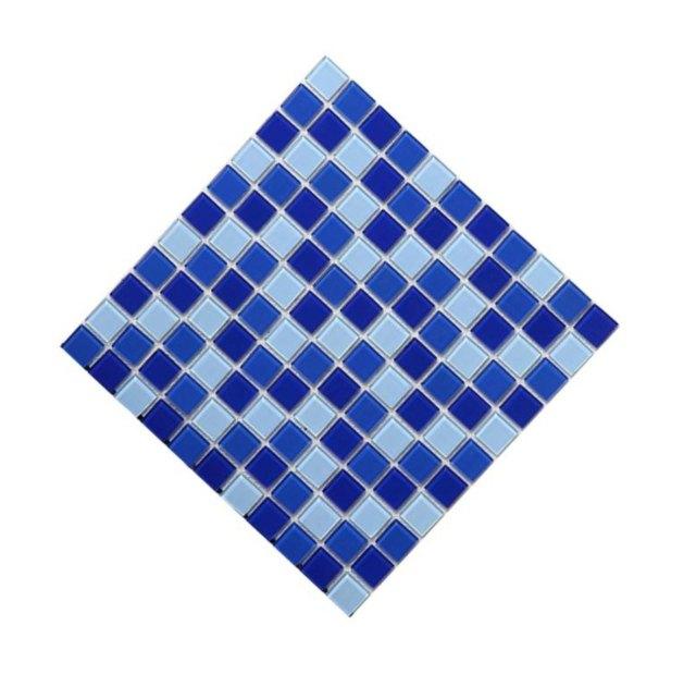 Gạch【kính mosaic】cho hồ bơi