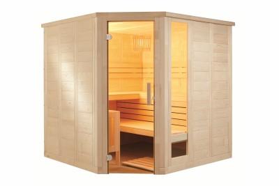 Phòng xông hơi khô sauna
