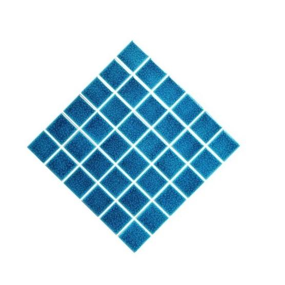Gạch mosaic cao cấp cho hồ bơi