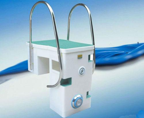 Máy lọc thông minh hồ bơi