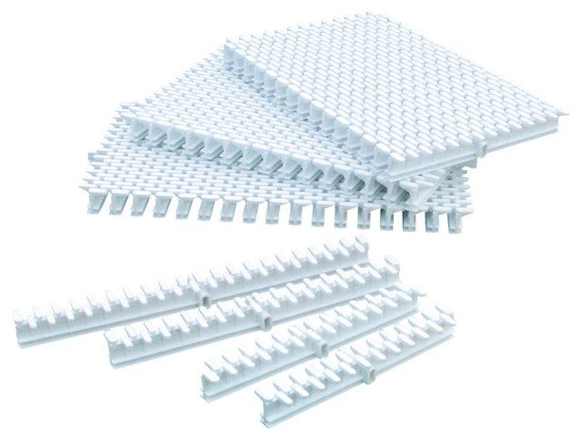 Thanh nhựa máng tràn hồ bơi
