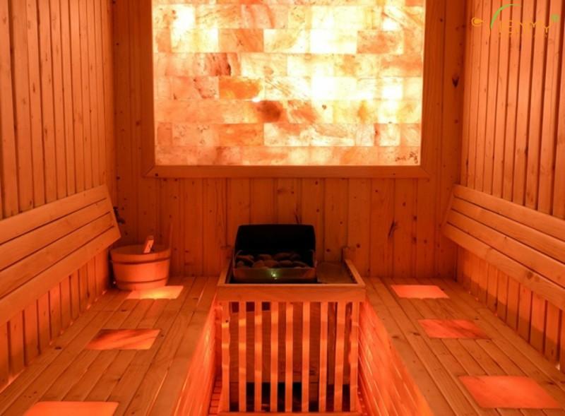 Máy xông hơi chuyên dùng cho phòng sauna