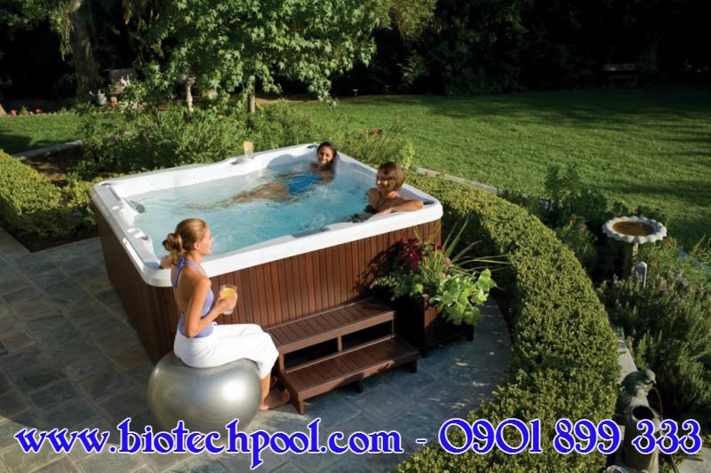 BỒN JACUZZI HOT TUB, thiết bị spa, bồn massage, jacuzzi, phòng xông hơi, phòng massage, báo giá spa, thiết kế hồ bơi, xây dựng hồ bơi, thiết bị hồ bơi