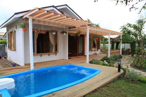 Thiết kế bể bơi gia đình hợp phong thủy