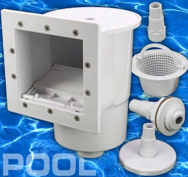 SKIMMER THU NƯỚC, bộ thu nước hồ bơi, thiết bị thu nước máng tràn, thiết bị thu nước hồ bơi, thiết bị lọc nước hồ bơi, thiết bị hồ bơi