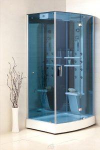 PHÒNG STEAM 2 TRONG 1, thiết kế spa, thi công spa, thiết bị spa, báo giá spa, bồn massage, design spa, thiết kế thi công spa