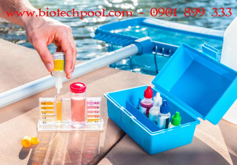 BỘ TEST NƯỚC HỒ BƠI, thiết kế hồ bơi, thi công hồ bơi, xây dựng hồ bơi, máy thiết bị hồ bơi, máy lọc nước hồ bơi, xử lý nước hồ bơi, bảo trì máy thiết bị hồ bơi, dịch vụ vệ sinh xử lý nước hồ bơi