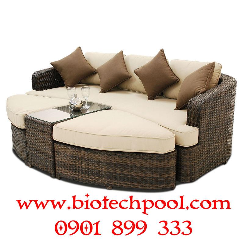 BỘ SOFA GIẢ MÂY BSP028, máy lọc hồ bơi, thiết bị hồ bơi, thi công hồ bơi, thiết kế hồ bơi, bán bàn ghế giả mây ngoài trời, bán bàn ghế gỗ ngoài trời