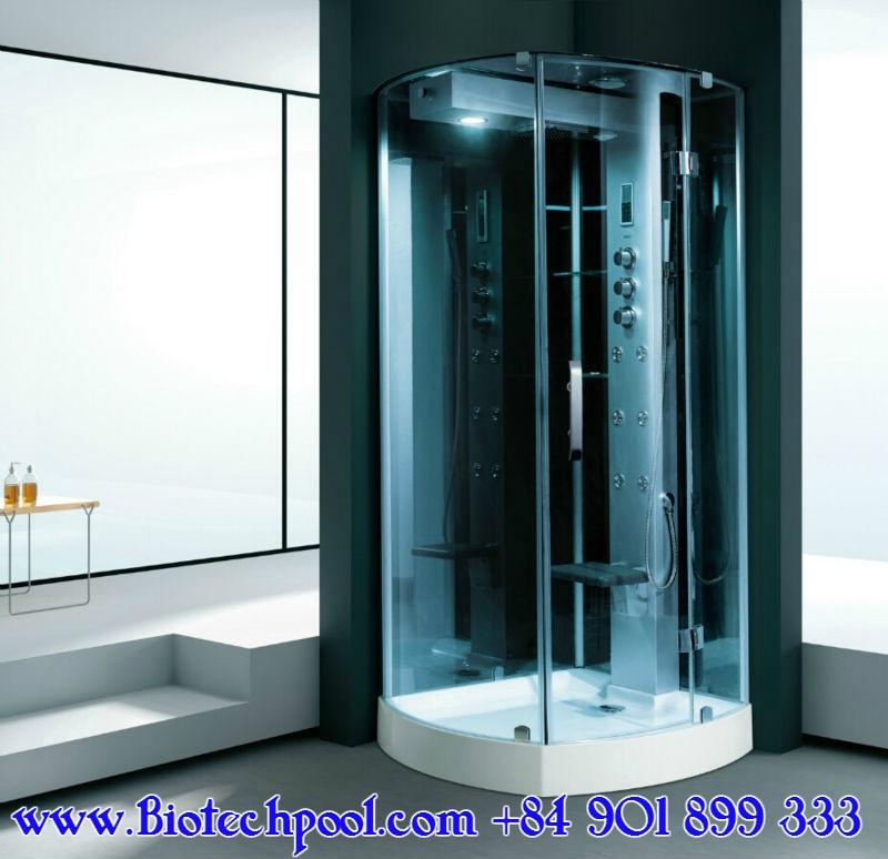 home steam room kits best price call 84 901 899 333. Black Bedroom Furniture Sets. Home Design Ideas