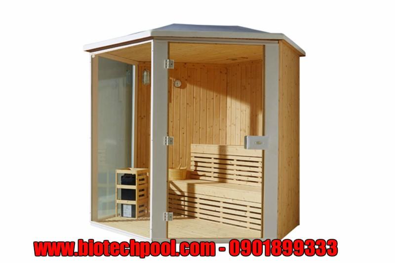 kinh phí xây dựng phòng xông hơi, phòng xông hơi khô, phòng xông hơi ướt, phòng xông hơi hiện đại