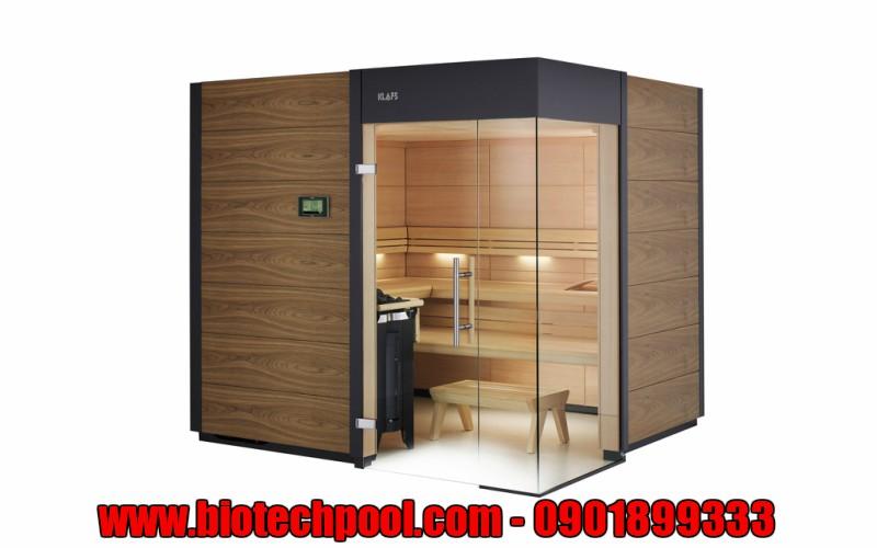 MẪU THIẾT KẾ PHÒNG XÔNG HƠI, thiết bị phòng xông hơi, phòng xông hơi khô, phòng xông hơi ướt, máy xông hơi