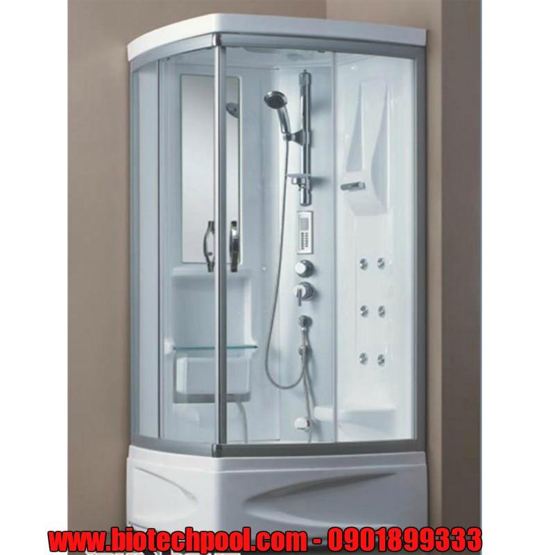 TÁC DỤNG XÔNG HƠI - PHÒNG XÔNG HƠI, phòng xông hơi khô, phòng xông hơi ướt, thiết bị xông hơi, máy xông hơi